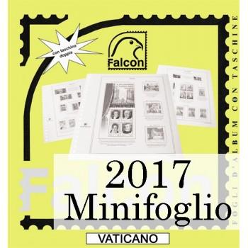 Fogli Vaticano 2017 MF Enciclica - Falcon