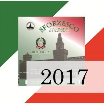 Fogli Italia 2017 - Sforzesco