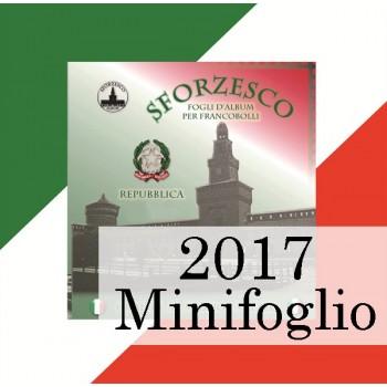 Fogli Italia 2017 MF Juventus - Sforzesco