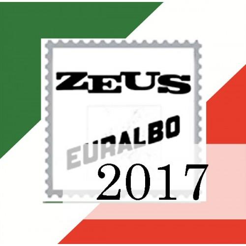 Fogli Italia 2017 - Euralbo