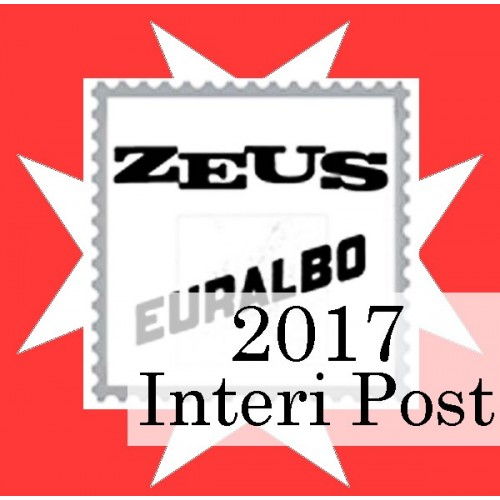 Fogli SMOM 2017 Interi Postali - Euralbo