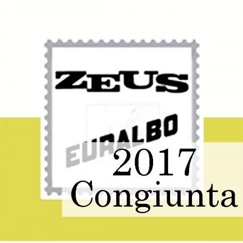 Fogli Vaticano 2017 Congiunte - Euralbo