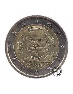 Italia - 2013 - 2€ Verdi