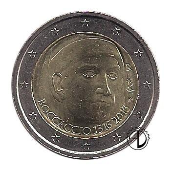 Italia - 2013 - 2€ Boccaccio