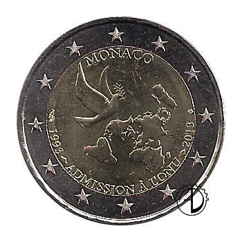 Monaco - 2013 - 2€ ONU