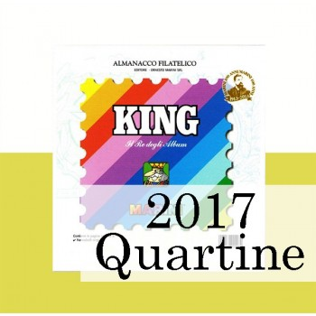 Fogli Vaticano 2017 Quartine - King