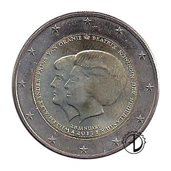 Olanda - 2013 - 2€ Abdicazione