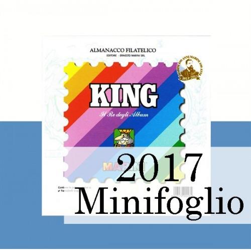 Fogli San Marino 2017 MF Juventus - King