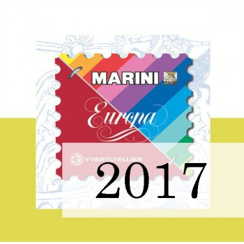 Fogli Vaticano 2017 - Europa