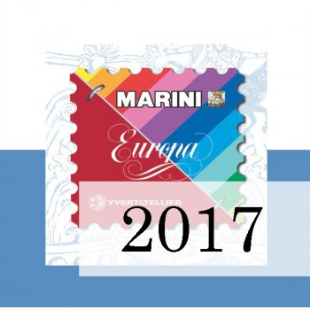 Fogli San Marino 2017 - Europa