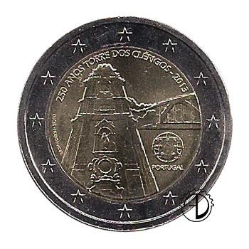 Portogallo - 2013 - 2€ Torre