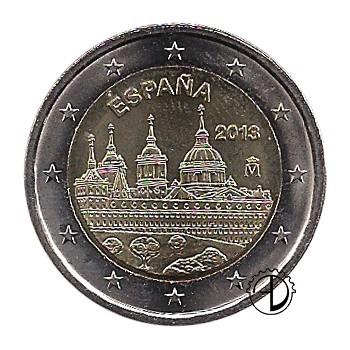 Spagna - 2013 - 2€ Escorial