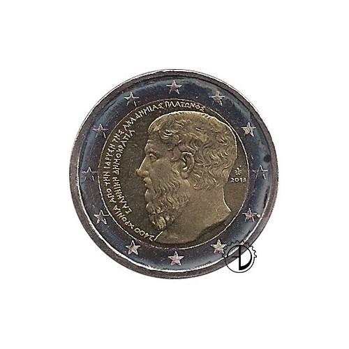 Grecia - 2013 - 2€ Accademia Atene
