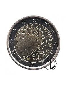 Finlandia - 2016 - 2€ Leino