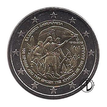 Grecia - 2013 - 2€ Creta
