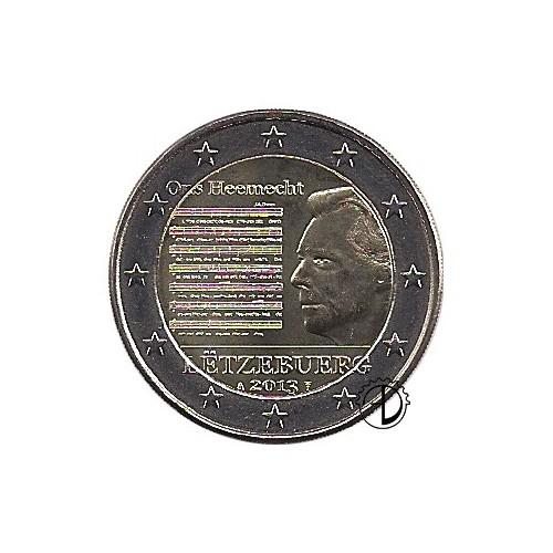 Lussemburgo - 2013 - 2€ Inno