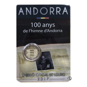 Andorra - 2017 - 2€ Inno (in blister)