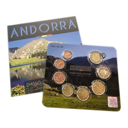 Andorra - 2017 - Divisionale