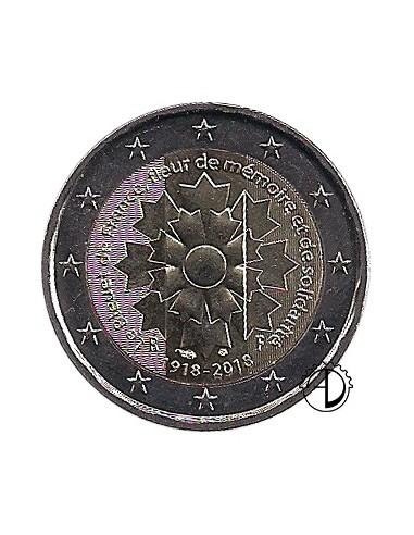 Francia - 2018 - 2€ Fiordaliso