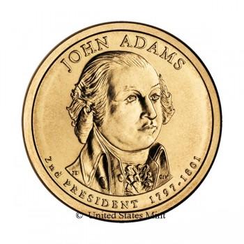 USA $ 2007 Presidente Adams J.