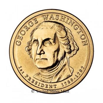 USA $ 2007 Presidente Washington