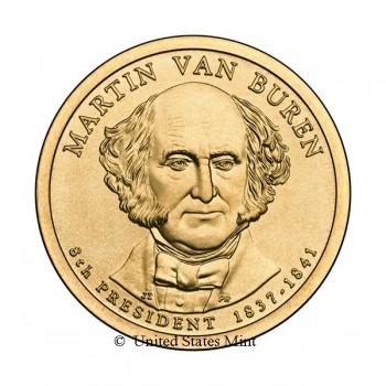 USA $ 2008 Presidente Van Buren