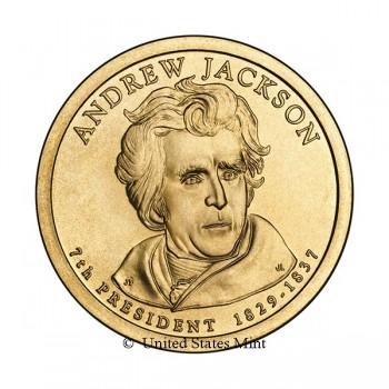 USA $ 2008 Presidente Jackson