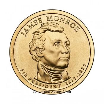 USA $ 2008 Presidente Monroe