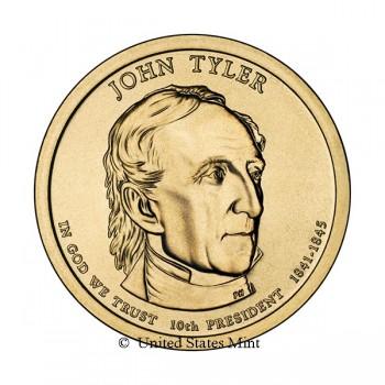 USA $ 2009 Presidente Tyler