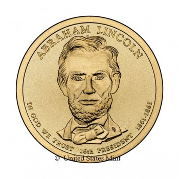 USA $ 2010 Presidente Lincoln