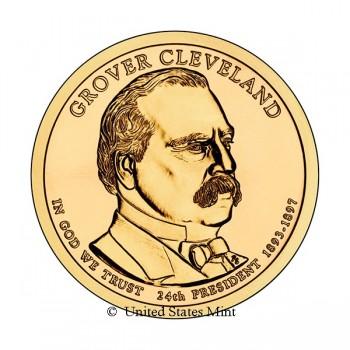 USA $ 2012 Presidente Cleveland II
