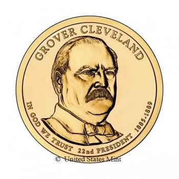 USA $ 2012 Presidente Cleveland I