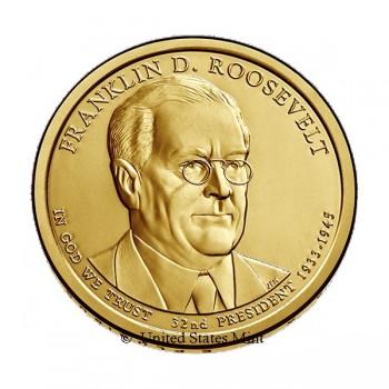 USA $ 2014 Presidente Roosevelt