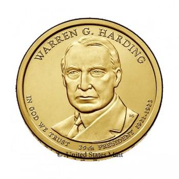 USA $ 2014 Presidente Harding