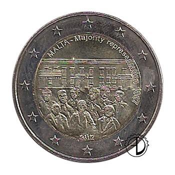 Malta - 2012 - 2€ Maggioranza