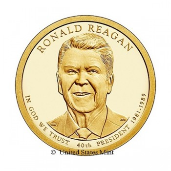 USA $ 2016 Presidente Reagan