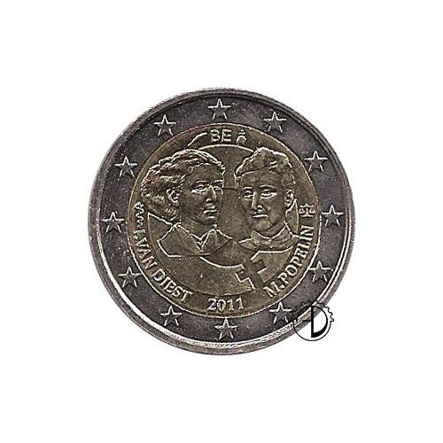 Belgio - 2011 - 2€ Giornata della Donna