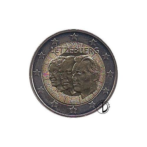 Lussemburgo - 2011 - 2€ Granduchi