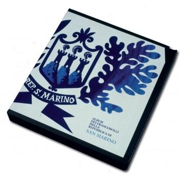Milord - San Marino - Album e Custodia (24 anelli)