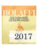 Fogli Vaticano 2017 - Bolaffi