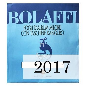 Fogli San Marino 2017 - Bolaffi