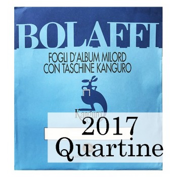 Fogli San Marino 2017 Quartine - Bolaffi