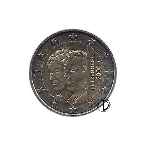 Lussemburgo - 2009 - 2€ Granduchessa Carlotta