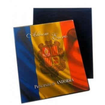 Abafil Andorra 2€ Comm. Cartella Vuota