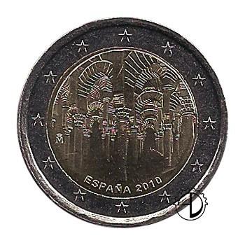Spagna - 2010 - 2€ Cordoba