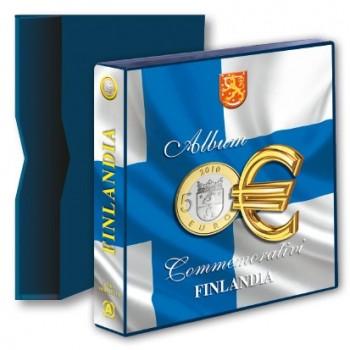 Abafil Finlandia 5€ Comm. SOLO Cartella