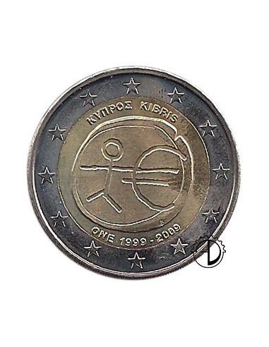 Cipro - 2009 - 2€ EMU