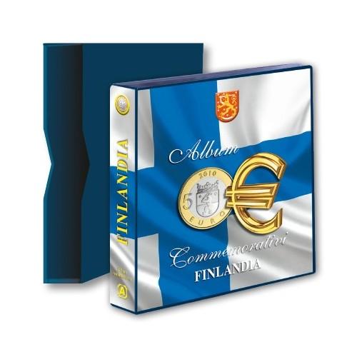 Abafil Finlandia 5€ Comm. Album Completo