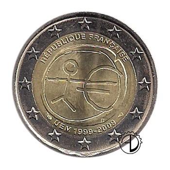 Francia - 2009 - 2€ EMU