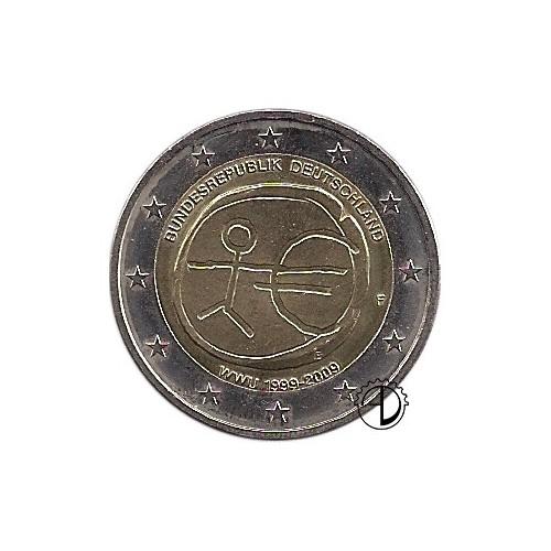 Germania - 2009 - 2€ EMU